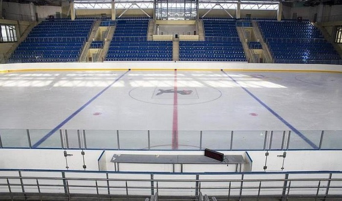 Суд запретил строительство Центра похоккею смячом вИркутске