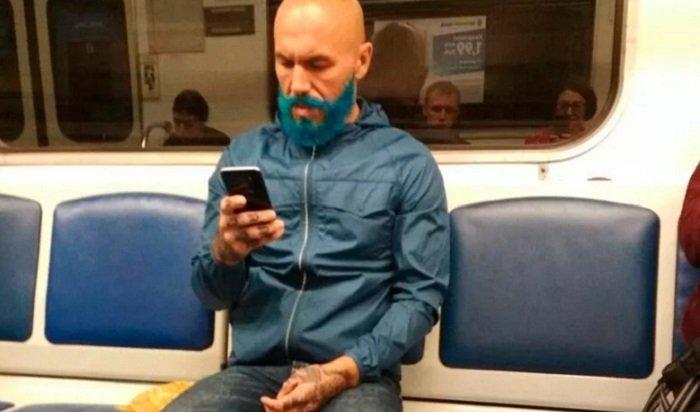 Московское метро 23февраля подарит мужчинам носки ибесплатно уложит бороды