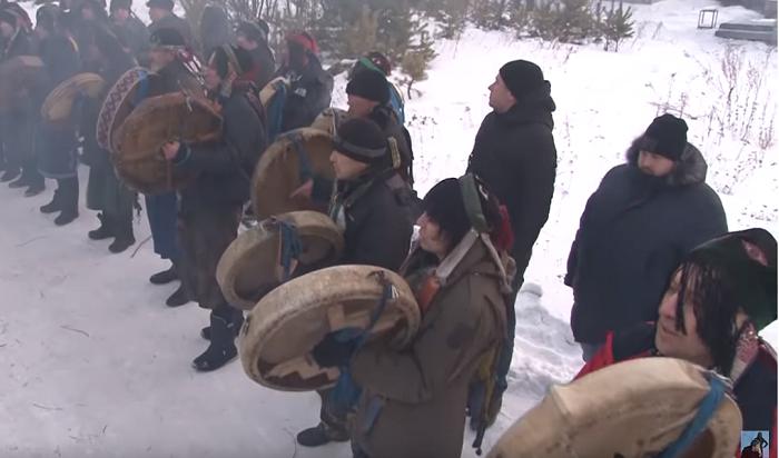 Прокуратура Ангарска проверяет информацию ожертвоприношении верблюдов (Видео)