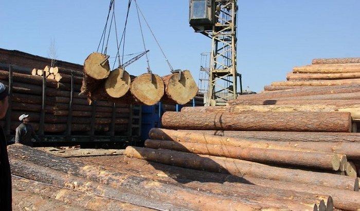 ВИркутской области предпринимательницу осудили законтрабанду леса на22миллиона рублей