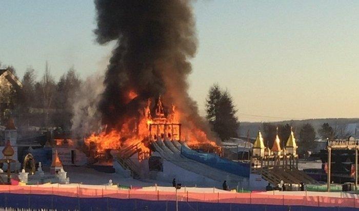 Прокуратура выявляла нарушения пожарной безопасности в«Хрустальной сказке»
