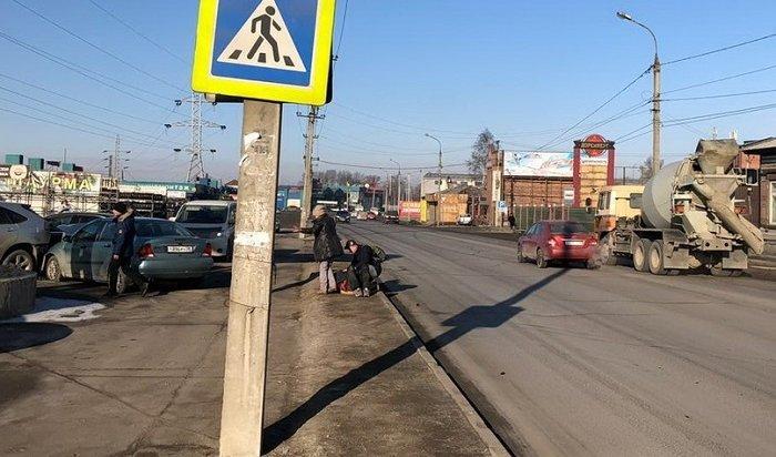 Девять детей сбили автомобилисты вИркутске ирайоне занеделю