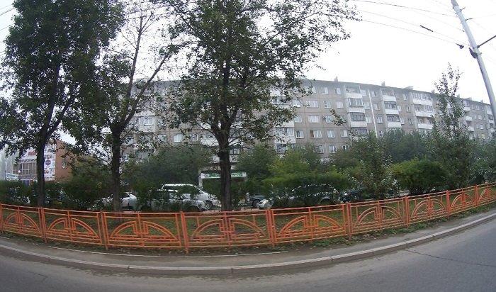 НаБайкальской запретят стоянку автомобилей