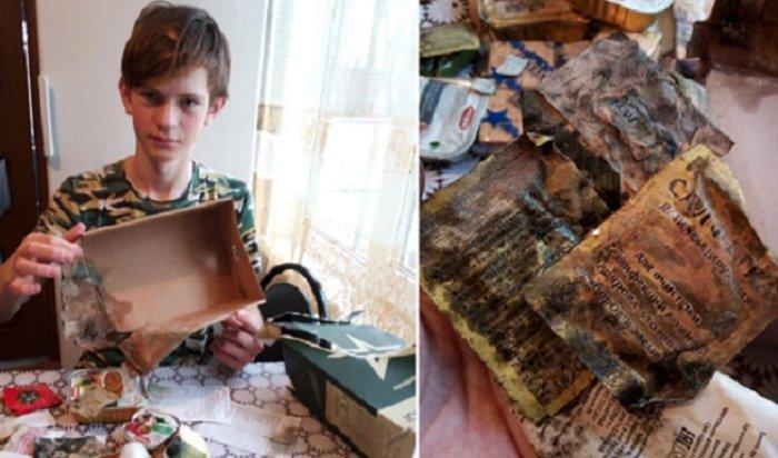 Мать брянского школьника, награжденного сухпайком сплесенью, боится засына