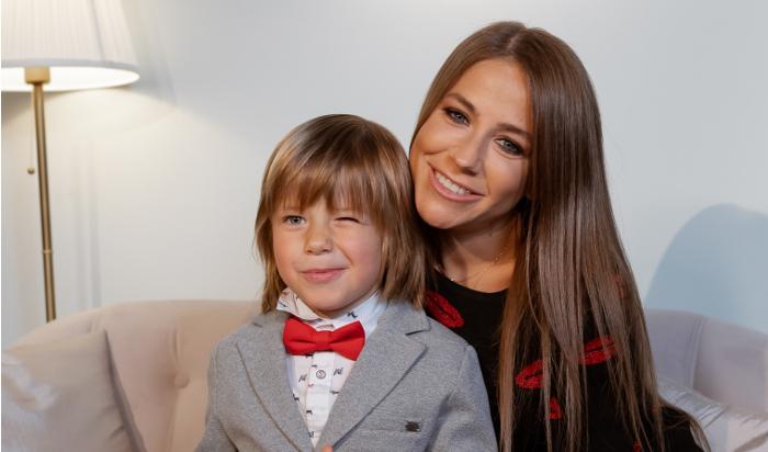 Сын Юлии Барановской хочет стать президентом