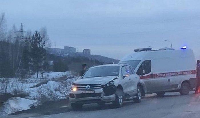 Шестиклассника сбили насмерть рядом состановкой впоселке Лесном Иркутска