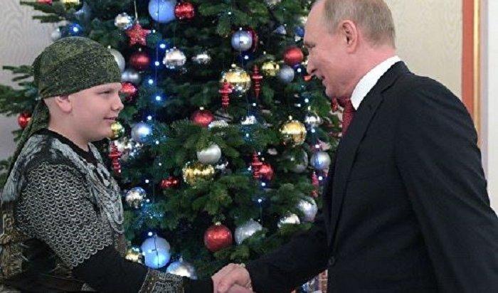 ВМоскве умер мальчик, мечту которого исполнил Путин