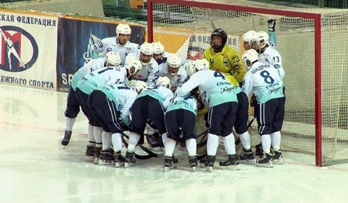 «Байкал-Энергия» победила московское «Динамо» сосчетом 5:4 (Видео)