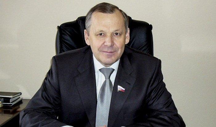 Виталий Шуба стал советником губернатора Иркутской области