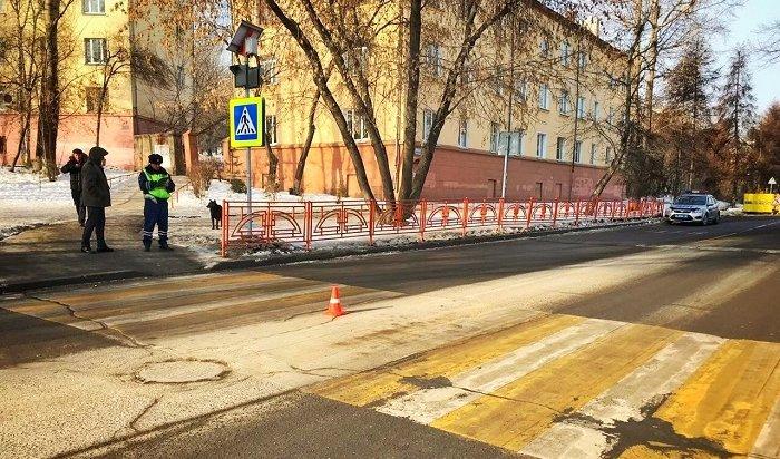 Шесть детей пострадали вДТП вИркутске напрошлой неделе