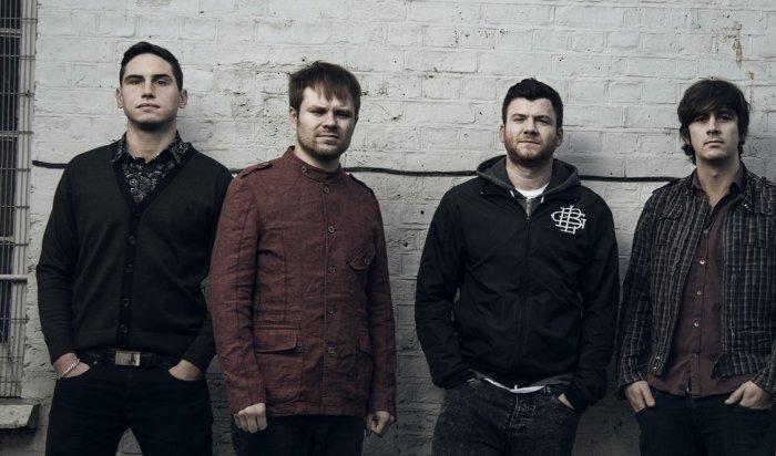 Британская группа Enter Shikari выступит сконцертом вИркутске