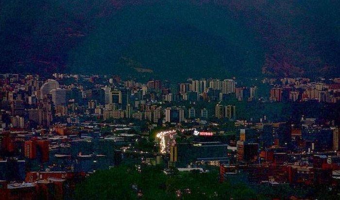 Венесуэла осталась без электричества из-за диверсии наГЭС