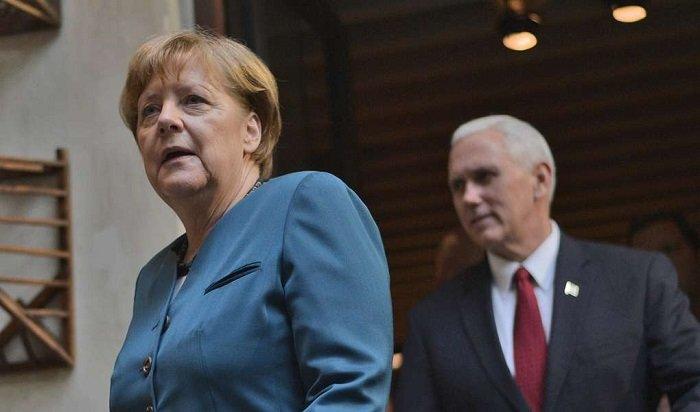 Ангела Меркель отвергла предложение США провоцировать Россию