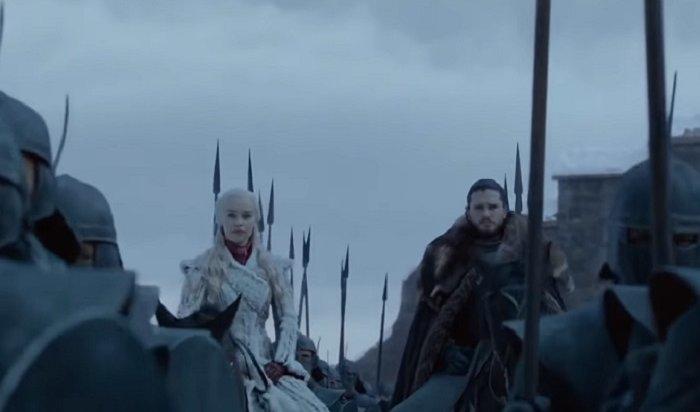 ВСети появился русский трейлер финального сезона «Игры престолов» (Видео)