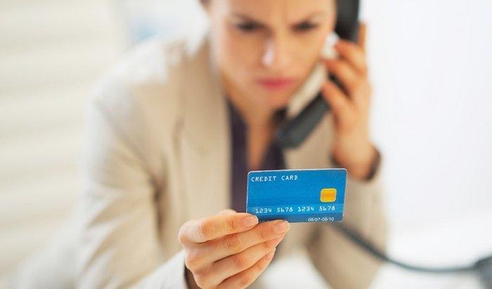 Мошенники звонят жителям Приангарья софициальных телефонов банков