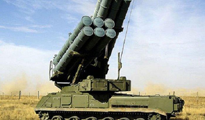 ВИркутскую область поступят зенитки «Бук-М3»