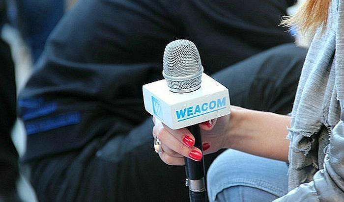 WEACOM.RU запустил тестовое интернет-вещание телеканала