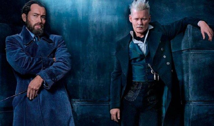 ВРунете высмеяли страстный гей-роман Дамблдора иГрин-де-Вальда из«Фантастических тварей»