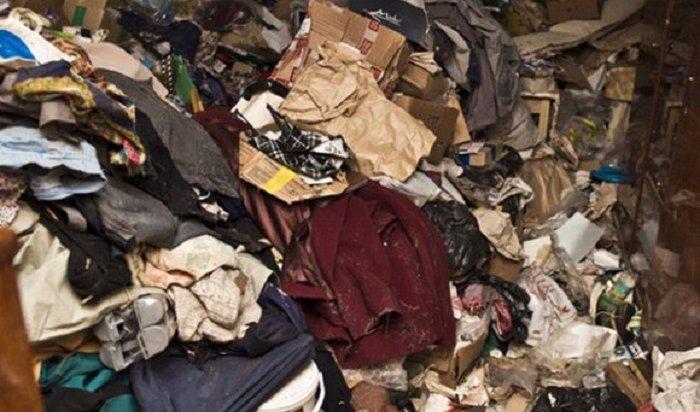 Вмосковской квартире, заваленной мусором, нашли тело семилетнего ребенка