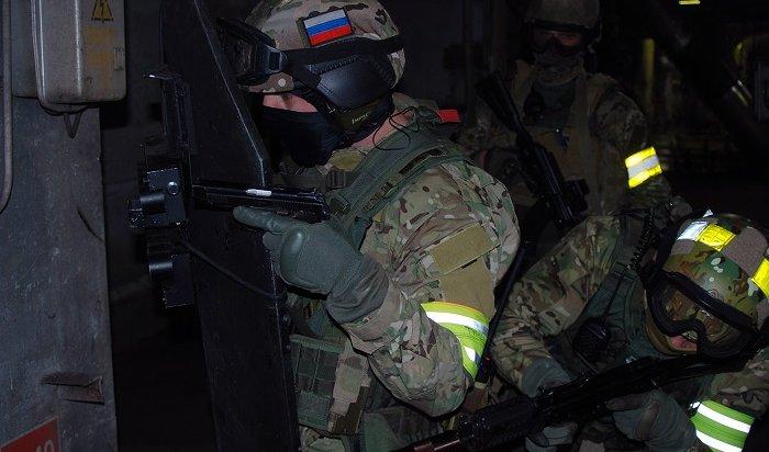 Антитеррористические учения завершились наНово-Иркутской ТЭЦ (Видео)