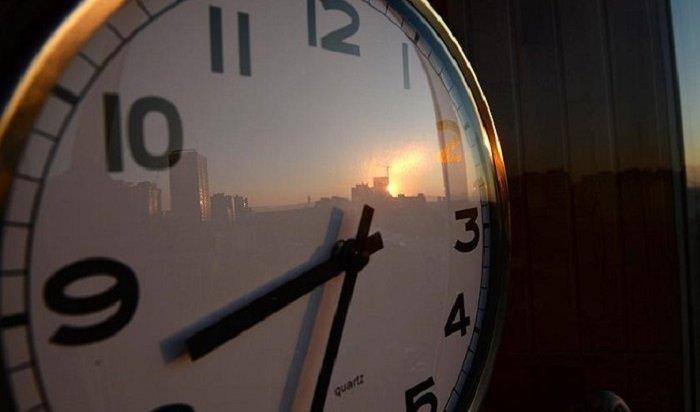 Законопроект овозвращении сезонного перевода времени внесли вГосдуму РФ