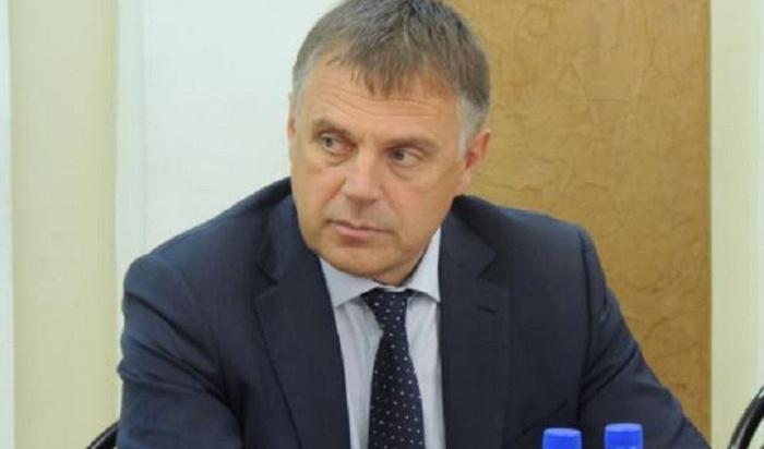 Сергей Левченко направил заявление оботставке мэра Ангарска вместную Думу