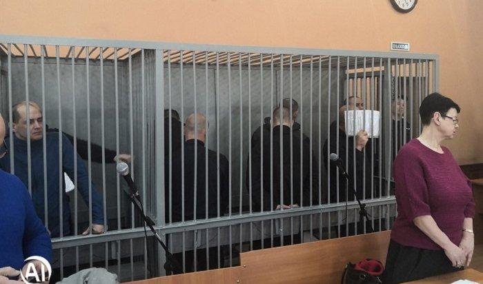 ВИркутске вынесли приговоры 16участникам железногорской ОПГ (Видео)