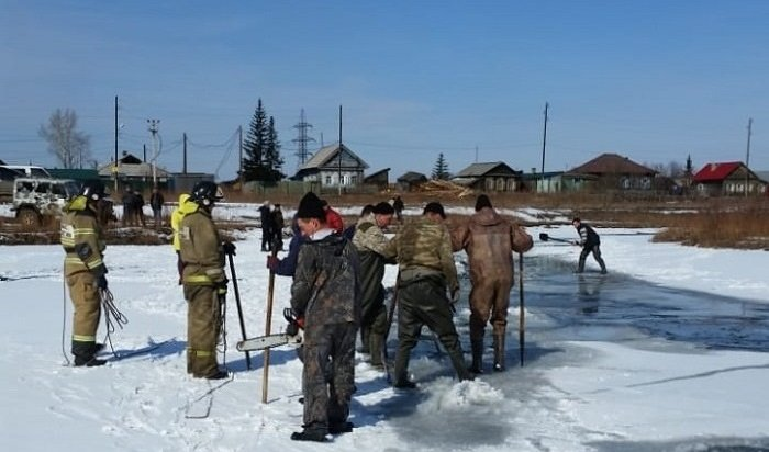 2-летний ребенок погиб, провалившись под лед нареке Олхе