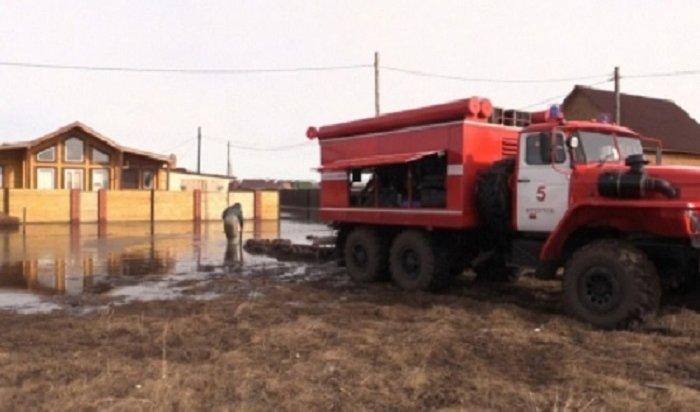 Жильцов частных домов вИркутской области просят подготовиться крезкому таянию снега