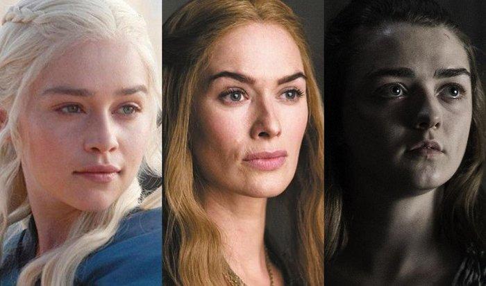 Арья Старк получает за«Игру престолов» меньше, чем Дайенерис Таргариен
