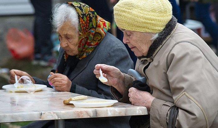 ВРоссии разрабатывают «фастфуд для пенсионеров»