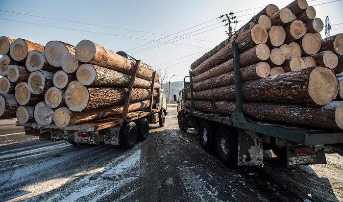 Левченко предложил Путину запретить экспорт круглого леса