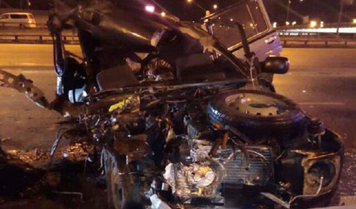 Кадырова попросили повлиять наводителя Gelandewagen, повине которого вМоскве погибли женщина иребенок (Видео)