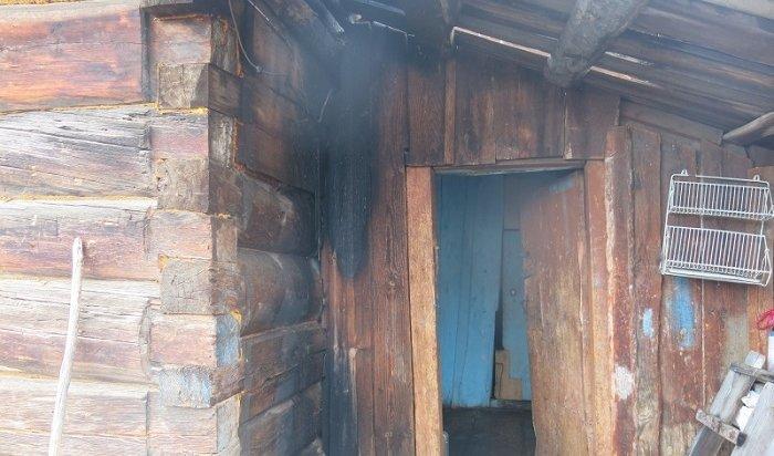 Житель Заларинского района поджег отчий дом после ссоры сосвоей сестрой