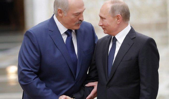 Россия даст Белоруссии до600миллионов долларов вкредит