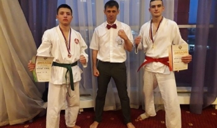 Юные иркутяне завоевали 11медалей напервенстве России повсестилевому каратэ