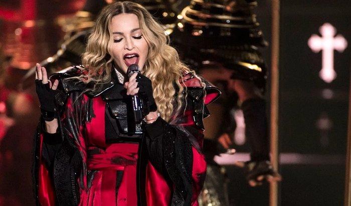 Мадонна споет на«Евровидении» замиллион долларов