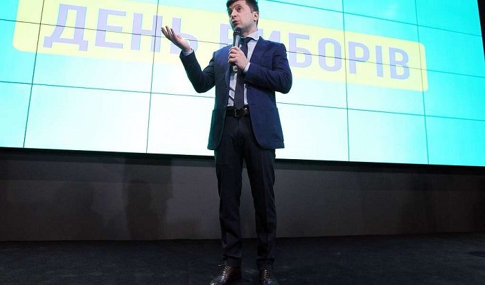 Зеленский иПорошенко прошли вовторой круг президентской гонки наУкраине