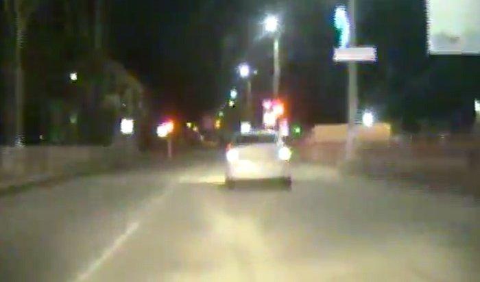 ВАнгарске полицейские устроили погоню занетрезвым лихачом (Видео)