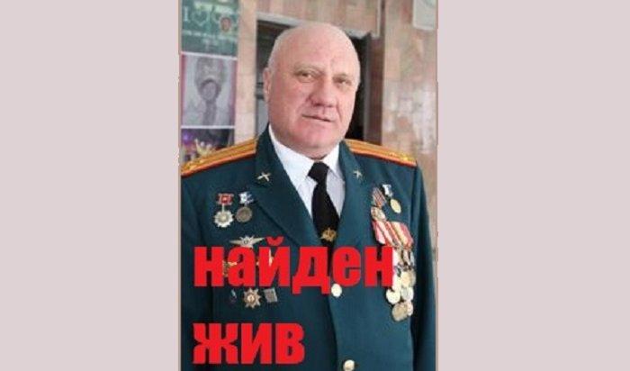 Пропавший в Иркутске Виктор Дубянский нашелся