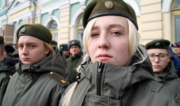 ВИркутске прошла военно-патриотическая акция «Сирийский перелом» (Фото+Видео)