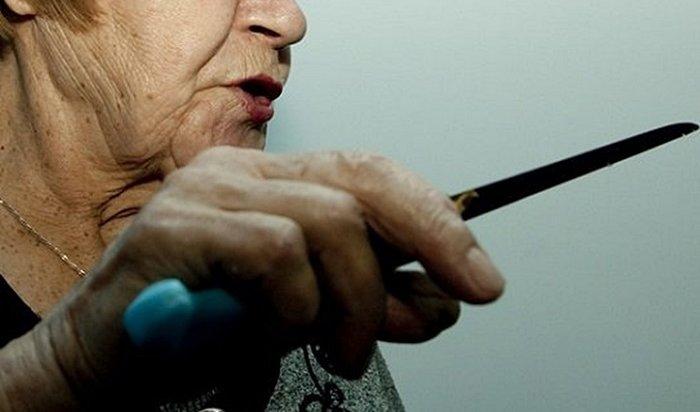 ВАнгарске пенсионерка хотела зарезать дочь из-за лука