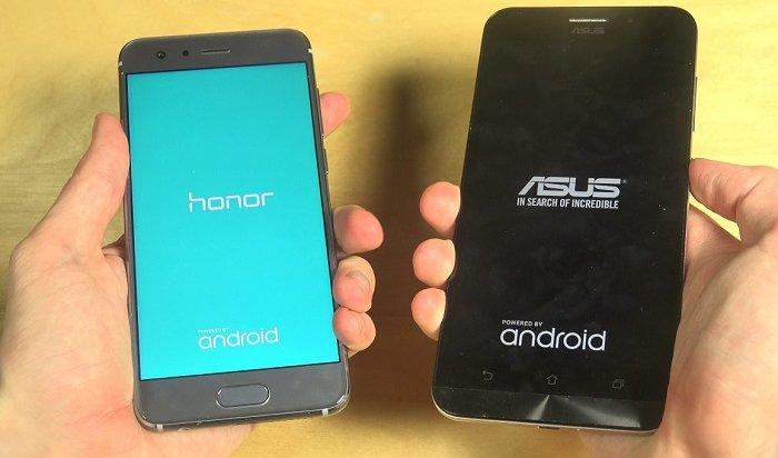 ВРоссии временно подешевели смартфоны Huawei, Honor иAsus
