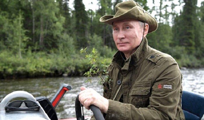 «Военторг» начал продавать «куртки Путина» за7тысяч рублей