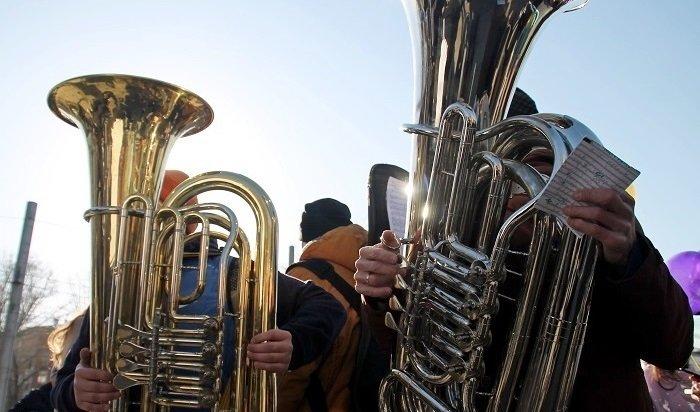 ВИркутске проходит международный фестиваль-конкурс Jazz Kids