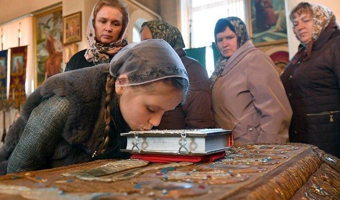 Православные христиане отмечают Благовещение 7апреля