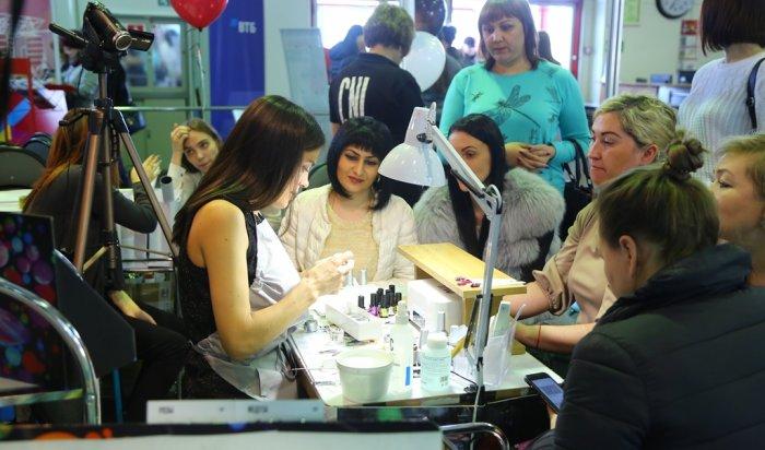 Выставка «Индустрия красоты» открыла свои двери вИркутске