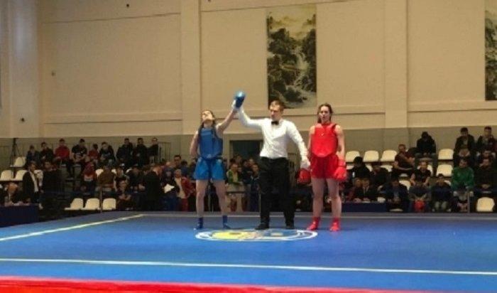 Иркутянка завоевала «золото» начемпионате России поушу