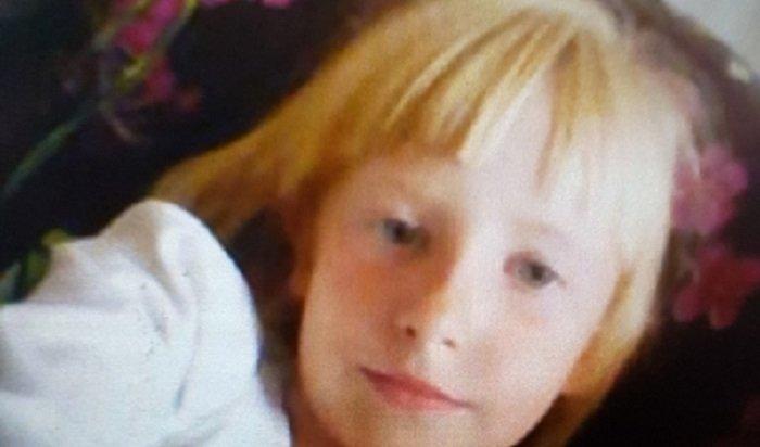 ВУсть-Куте пропала без вести 8-летняя школьница
