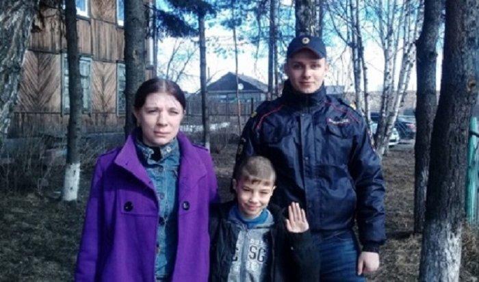 Автостопом доИркутска пытался добраться 9-летний школьник изЧеремхово (Видео)